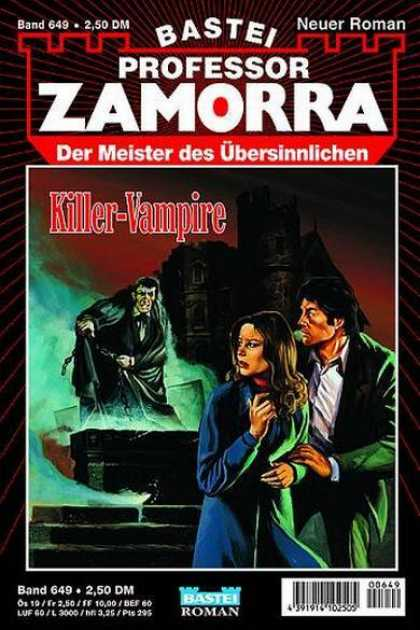 Professor Zamorra - Killer Vampire