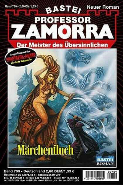 Professor Zamorra - Märchenfluch