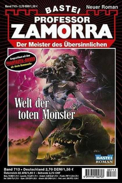 Professor Zamorra - Welt der toten Monster