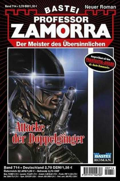 Professor Zamorra - Attacke der Doppelgänger