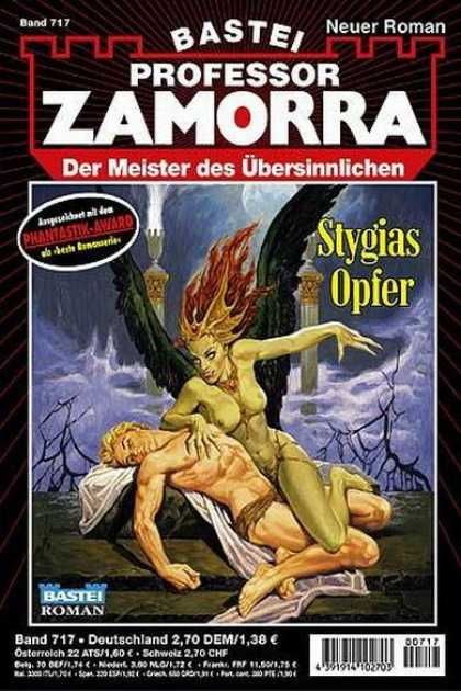 Professor Zamorra - Stygias Opfer