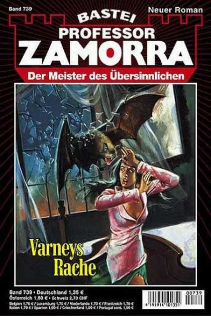 Professor Zamorra - Varneys Rache