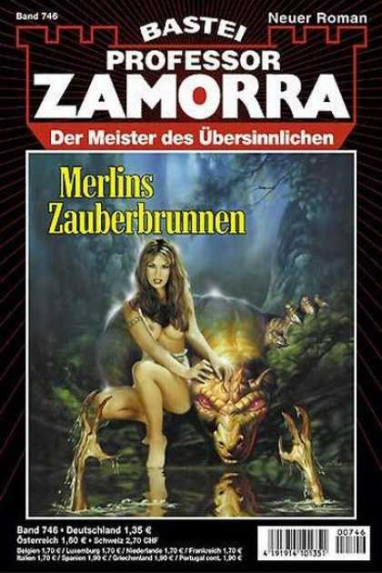 Professor Zamorra - Merlins Zauberbrunnen