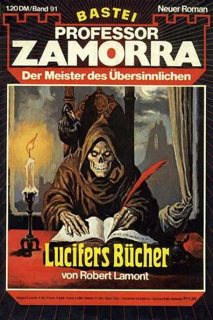 Professor Zamorra - Lucifers Bücher