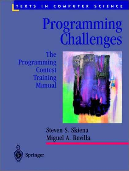 Programming Books - Programming Challenges