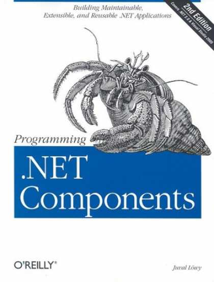 Programming Books - Programming .NET Components, 2nd Edition