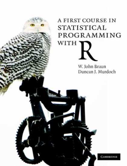 Programming Books - A First Course in Statistical Programming with R