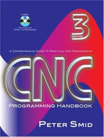 Programming Books - CNC Programming Handbook, Third Edition