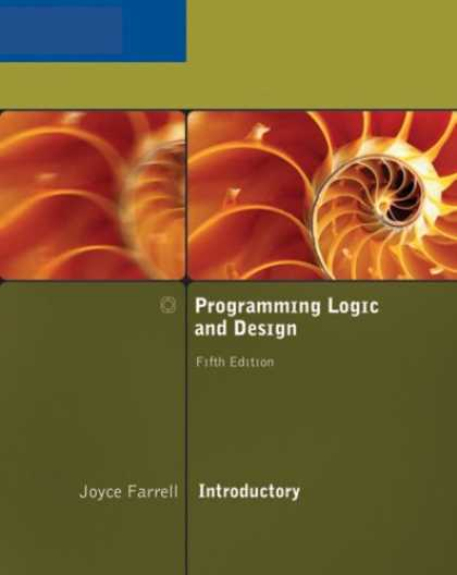 Programming Books - Programming Logic and Design, Introductory