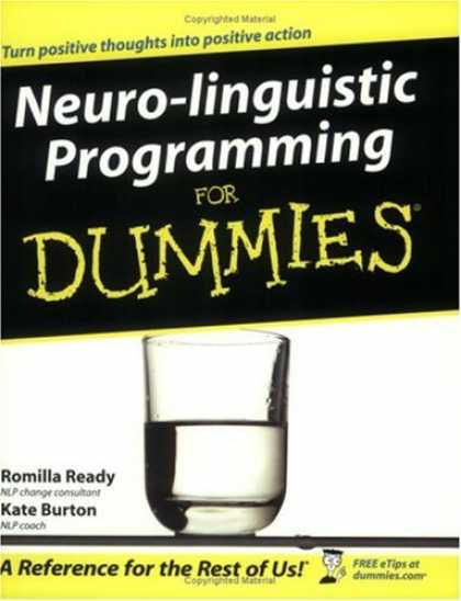 Programming Books - Neuro-Linguistic Programming for Dummies