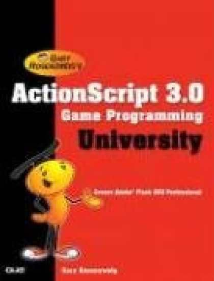 Programming Books - ActionScript 3.0 Game Programming University