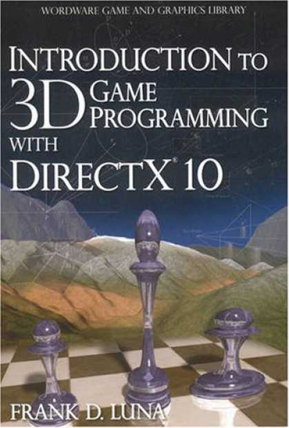 Programming Books - Introduction to 3D Game Programming with DirectX 10