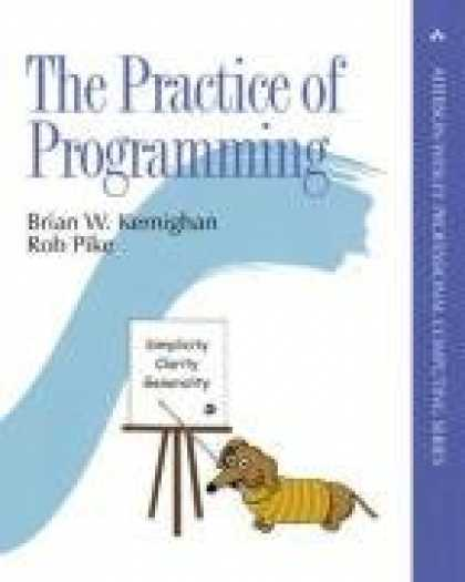 Programming Books - The Practice of Programming (Addison-Wesley Professional Computing Series)