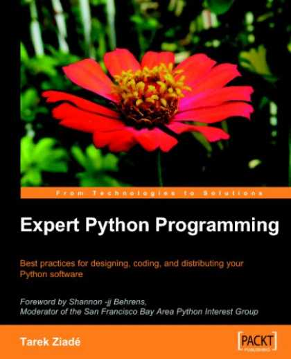 Programming Books - Expert Python Programming: Best practices for designing, coding, and distributin