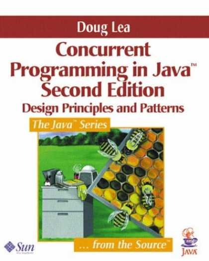 Programming Books - Concurrent Programming in Java(TM): Design Principles and Pattern (2nd Edition)