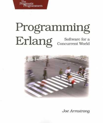 Programming Books - Programming Erlang: Software for a Concurrent World