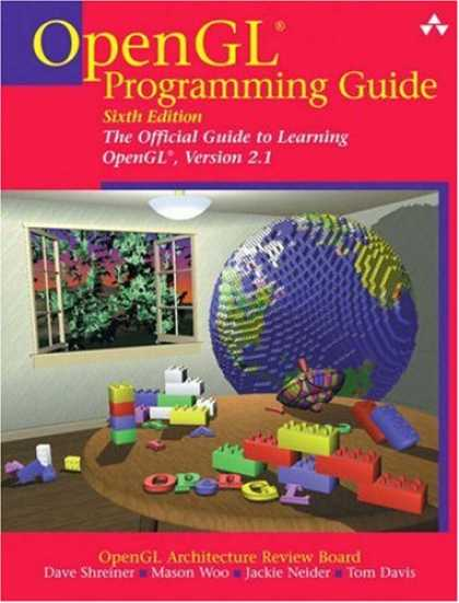 Programming Books - OpenGL(R) Programming Guide: The Official Guide to Learning OpenGL(R), Version 2
