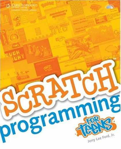 Programming Books - Scratch Programming for Teens