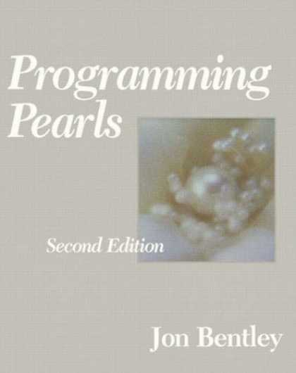 Programming Books - Programming Pearls (2nd Edition) (ACM Press)
