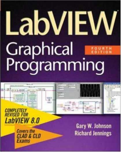 Programming Books - LabVIEW Graphical Programming