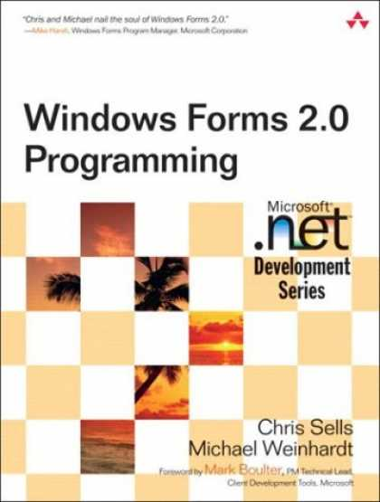 Programming Books - Windows Forms 2.0 Programming (2nd Edition) (Microsoft .NET Development Series)
