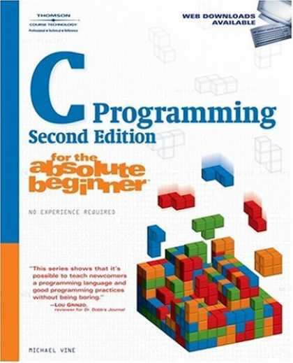 Programming Books - C Programming for the Absolute Beginner