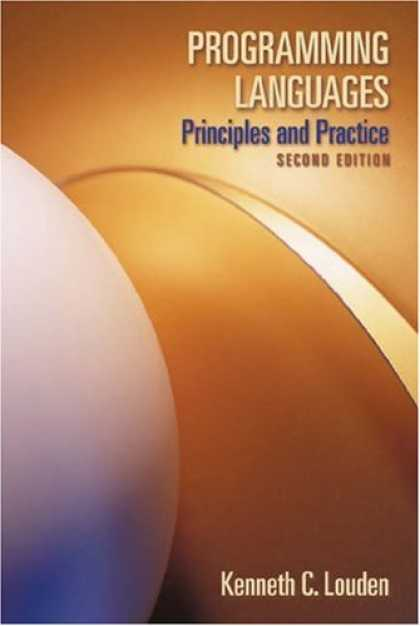 Programming Books - Programming Languages: Principles and Practice, Second Edition