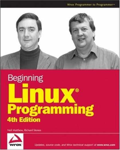 Programming Books - Beginning Linux Programming