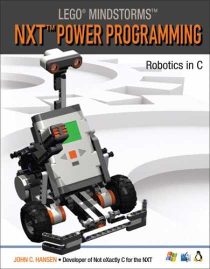 Programming Books - LEGO Mindstorms NXT Power Programming: Robotics in C