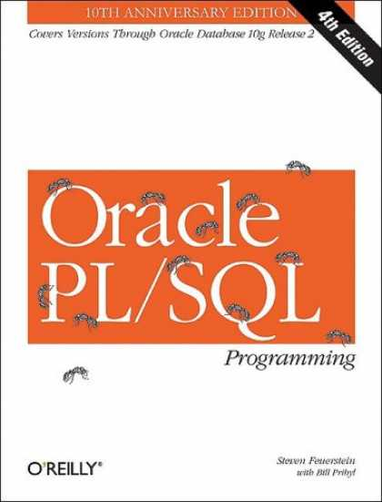 Programming Books - Oracle PL/SQL Programming, 4th Edition