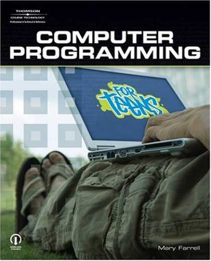 Programming Books - Computer Programming for Teens