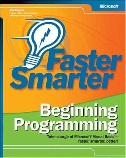 Programming Books - Faster Smarter Beginning Programming