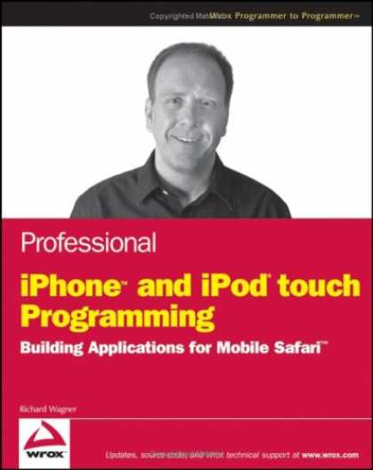 Programming Books - Professional iPhone and iPod touch Programming: Building Applications for Mobile