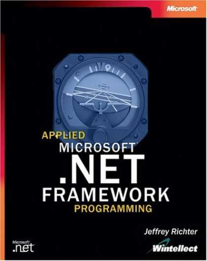 Programming Books - Applied Microsoft® .NET Framework Programming (Pro-Developer)