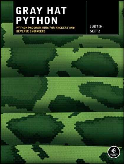 Programming Books - Gray Hat Python: Python Programming for Hackers and Reverse Engineers