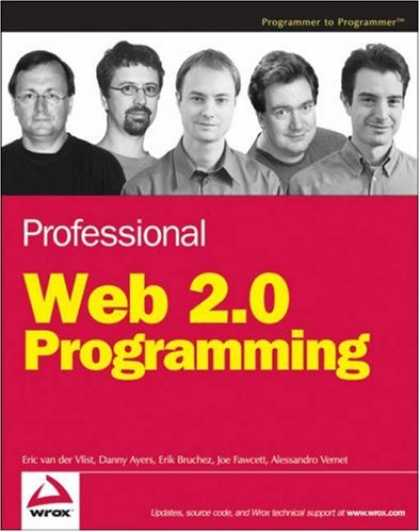 Programming Books - Professional Web 2.0 Programming (Wrox Professional Guides)