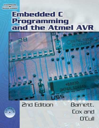 Programming Books - Embedded C Programming and the Atmel AVR