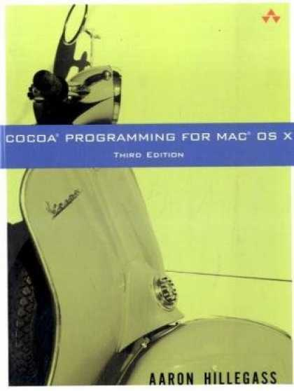 Programming Books - Cocoa(R) Programming for Mac(R) OS X (3rd Edition)