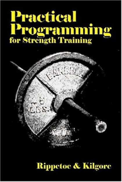Programming Books - Practical Programming for Strength Training
