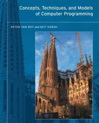 Programming Books - Concepts, Techniques, and Models of Computer Programming