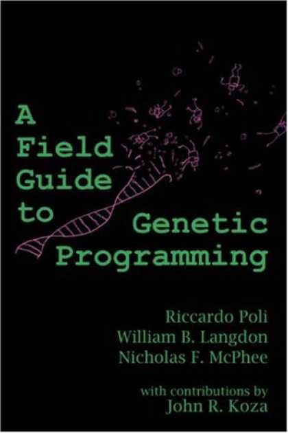 Programming Books - A Field Guide to Genetic Programming