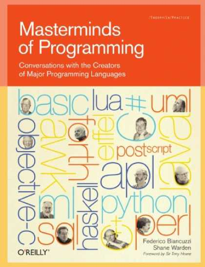 Programming Books - Masterminds of Programming: Conversations with the Creators of Major Programming