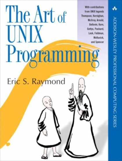 Programming Books - The Art of UNIX Programming (Addison-Wesley Professional Computing Series)
