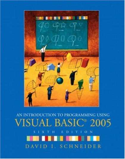Programming Books - Introduction to Programming Using Visual Basic 2005, An (6th Edition)