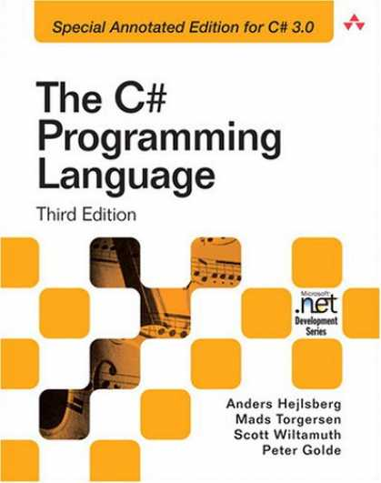 Programming Books - The C# Programming Language (3rd Edition) (Microsoft .NET Development Series)