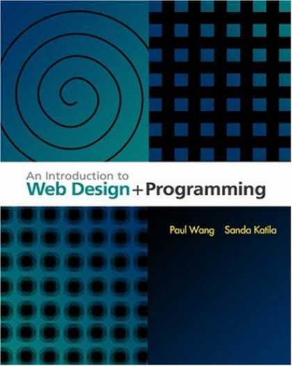Programming Books - An Introduction to Web Design and Programming
