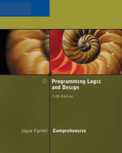 Programming Books - Programming Logic and Design, Comprehensive