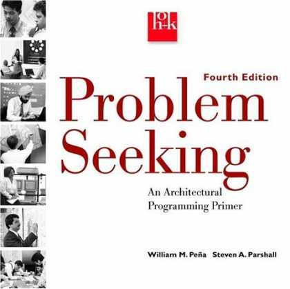 Programming Books - Problem Seeking: An Architectural Programming Primer
