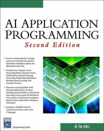 Programming Books - AI Application Programming (Programming Series)