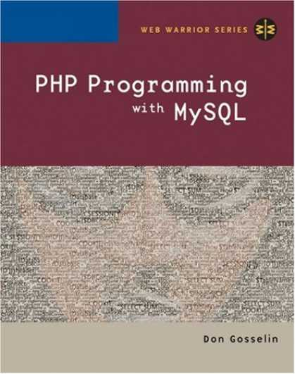 Programming Books - PHP Programming with MySQL